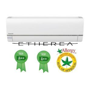 Panasonic ETHEREA 3,5kW Inverter klíma beltéri