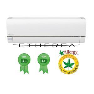 Panasonic ETHEREA 4,2kW Inverter klíma beltéri