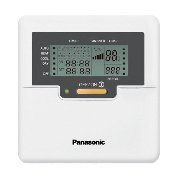 Panasonic ETHEREA Inverter klíma választható vezetékes távirányító AC_CZ_RD514C