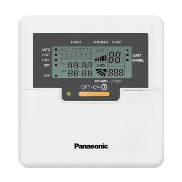 Panasonic Légcsatornázható Inverter klíma vezetékes távirányító AC_CZ_RD52CP