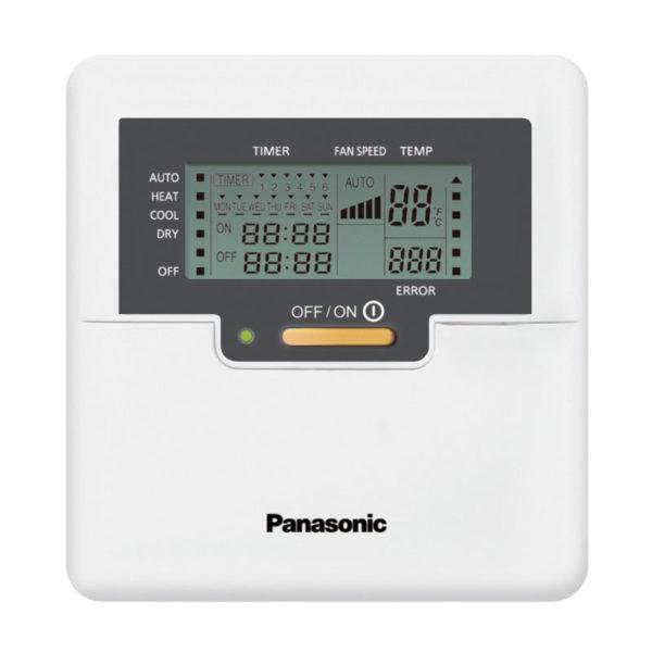 Panasonic PKEA Professional Inverter klíma időzitő távirányító CZ_RD514C