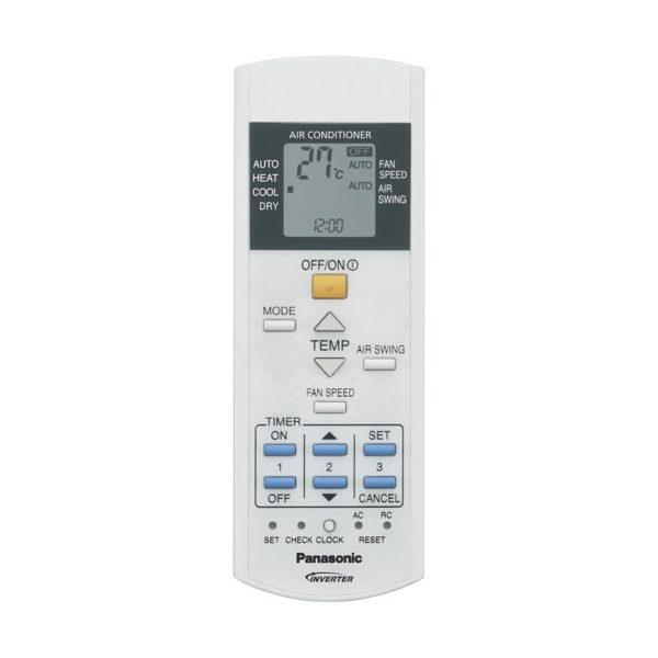 Panasonic UE Basic klíma távirányító AC_RE_UE9-12RKE
