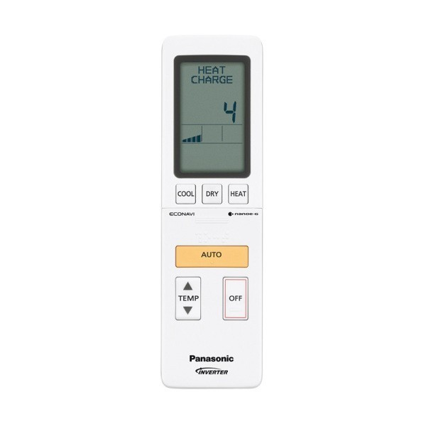 Panasonic VE FLAGSHIP Inverter klíma távirányító AC_RE_VE9-12NKE