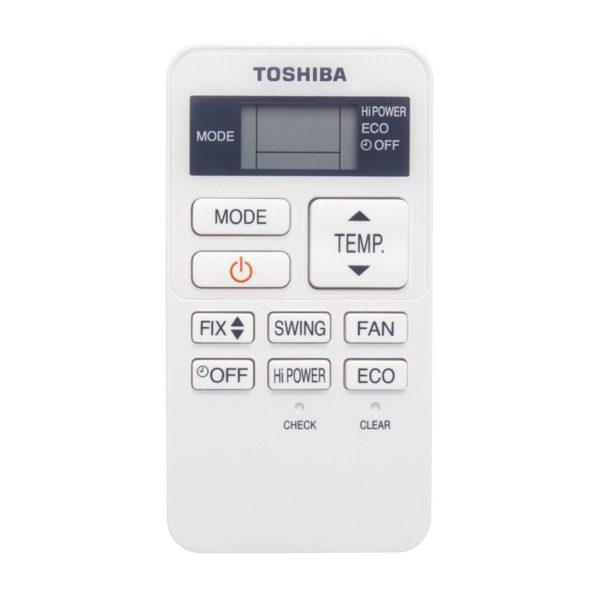 Toshiba AvAnt 6 klíma infra tavszabalyzo