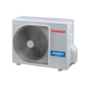 Toshiba Super Daiseikai 8 Design kültéri klíma