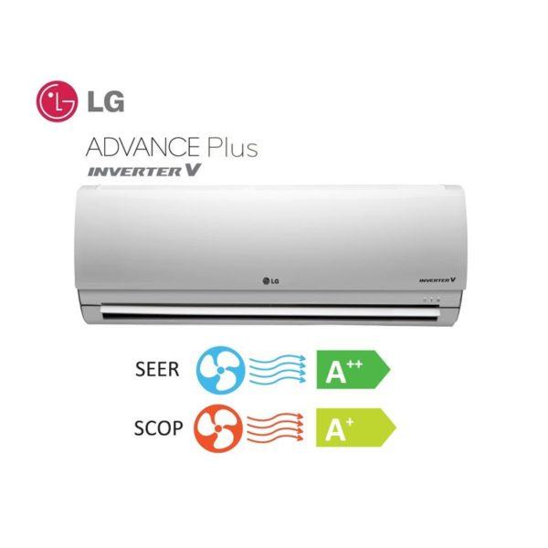 LG Advance Plus 5,3kW klíma P18EL