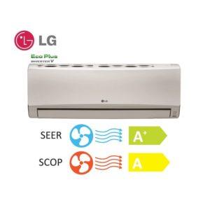 Lg Eco Plus 2,6kW klíma E09EL