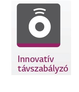 innovatív távszabályzó