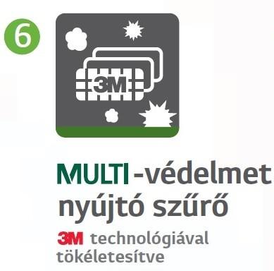 multi szűrő