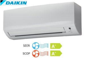 Daikin inverteres oldalfali mono split klíma FTXB25C_RXB25C 1