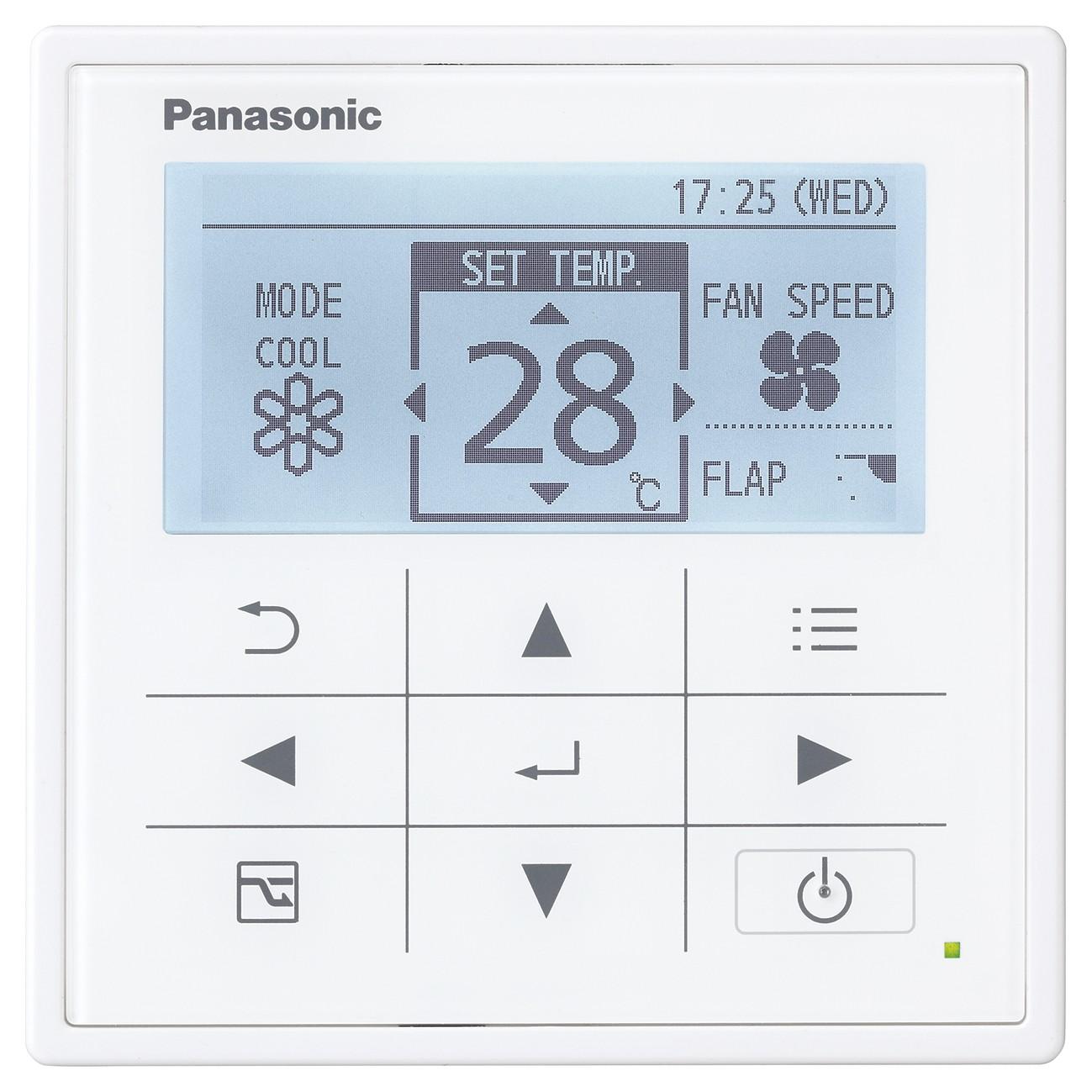 Panasonic inverteres klíma használati útmutató