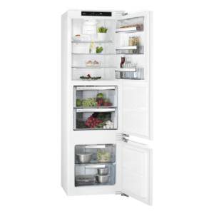 AEG Hűtő alulfagyasztós SCE81816ZF