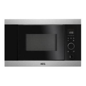 AEG Mikrohullámú sütő MBB1756S-M